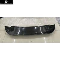 970 Carbon Fiber Rear Trunk Spoiler Lip Wings For Porsche Panamera 970 09 15