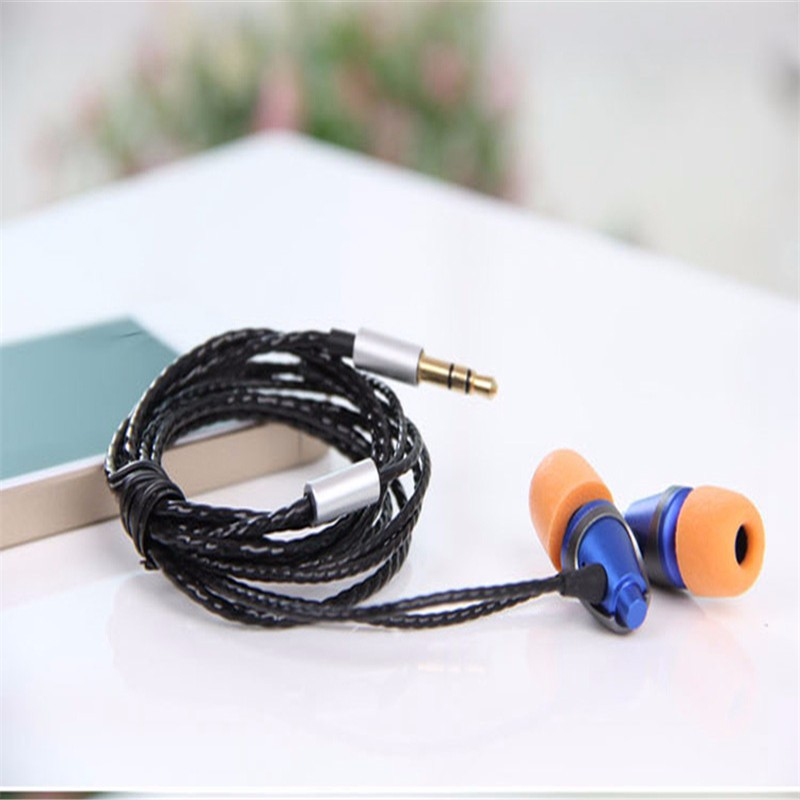 Boarseman CX98 Earphone Sport Running Wired Earbuds 3.5mm In-ear Balancing Super Bass Hifi Headset For Meizu Xiaomi For Android (6)