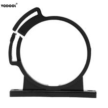 Bracket Water-Cooling-System VODOOL Cylinder Computer Zinc-Plated for PC 50mm-Diameter