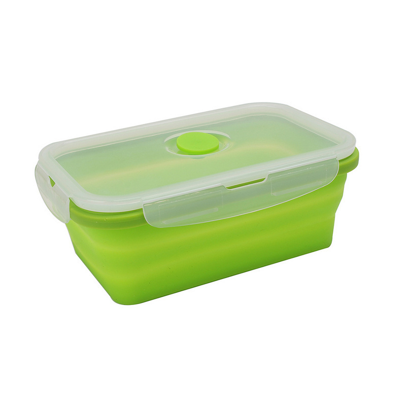 Perfect Aliexpress.com : Buy Silicone Collapsible Portable Mess Tin Bowl Bento  Boxes Folding Food Storage Container Lunchbox For Outdoor Travel 2017 New  From ...