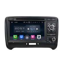 2GB RAM 7″ Octa Core Android 6.0 Car Audio DVD Player for Audi TT 2006-2013 With Stereo Radio GPS 3G WIFI Bluetooth TV USB DVR