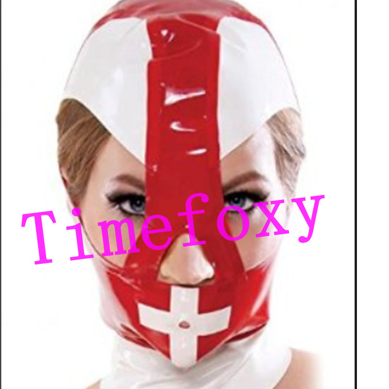 купить латексную маску на голову меньше, страшно уже