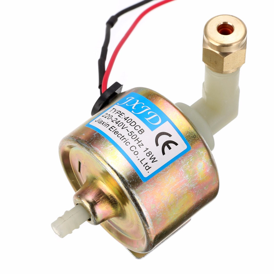 Brass Oil Pump 40DCB AC 220V-240V 50HZ Stage Party Parts DMX512 Control For 900W Fog Smoke Machine