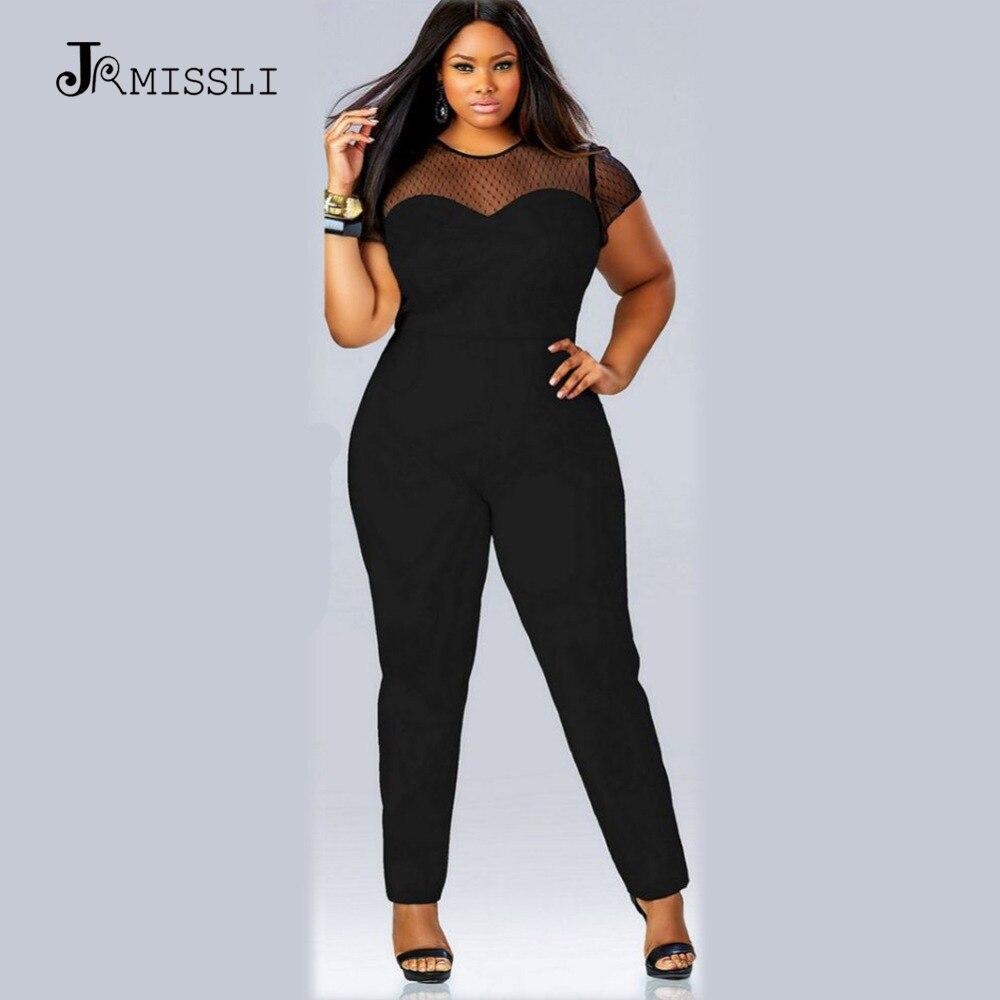 Jrmissli European Macacao Women Body Suits Ladies -9487