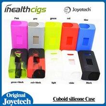 100% Оригинал Joyetech кубовидной силиконовый чехол для кубовидной 150 Вт 5 видов цветов