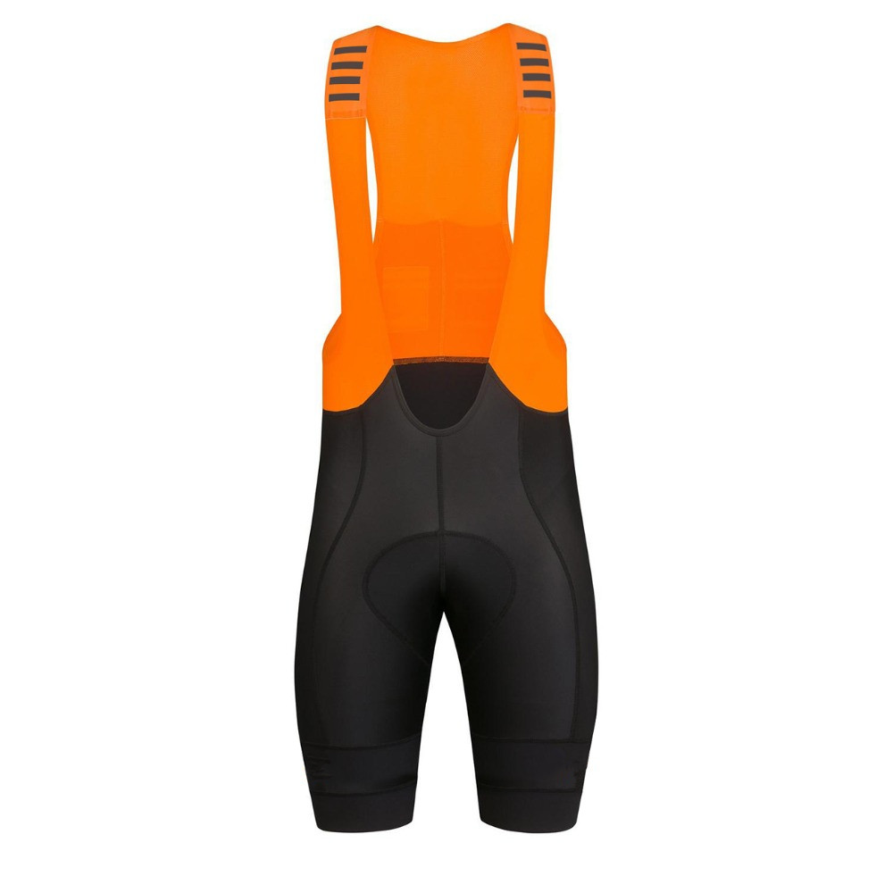 Fast shipping 2019 SPEXCEL new orange cycling bib short pro team aero cycling plants  bicycle bib short top quality in stock