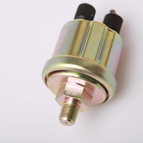 Oil pressure Sensor Gauge Sender Sending Unit Part 1/8'' NPT w/ two terminals  цены