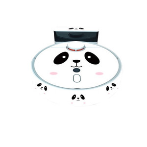 Image 3 - Autocollant mignon pour aspirateur Robot xiaomi 1S, Film de protection autocollant en papier, accessoires