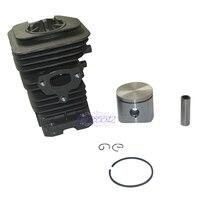 40mm Cylinder Piston Kit Fit Husqvarna 142 141 137 136 Chainsaw