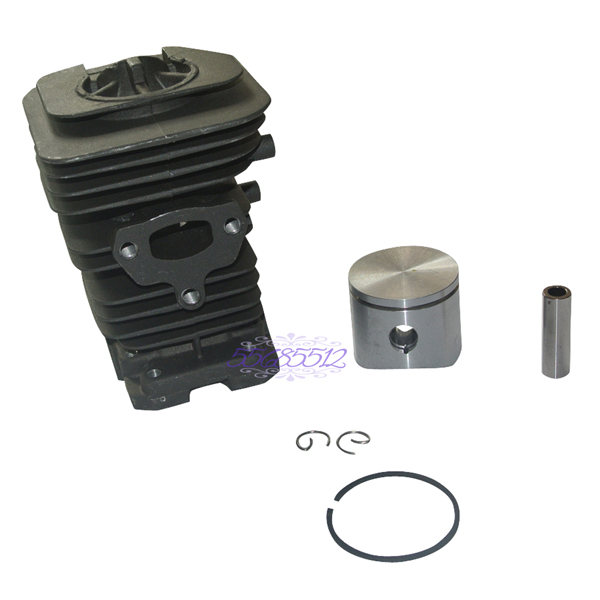 40mm Cylinder Piston Kit Fit Husqvarna 142 141 137 136 Chainsaw