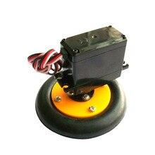 360 руль власти кургана шин DS04-NFC и 360 градусов Серво мотор-редуктор шин Servo робот аксессуары