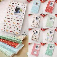 84 Pockets 1Pcs Mini Film Instax Polaroid Album Photo Storage Case Fashion Home Family Friends Saving Memory Souvenir(China)