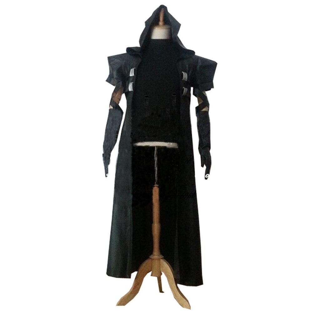 2017 популярная игра ВЛ Косплей Черный Габриэль Рейес жнец карнавальный костюм костюмы на Хэллоуин жнец костюм