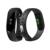"""ID101 Bluetooth Pulseira Inteligente com Monitor de Freqüência Cardíaca-resistente à Água Relógio Pulseira de Fitness Monitor de 0.91 """"Tela de Toque OLED"""