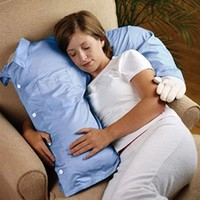 Funny Boyfriend Arm Body Pillow Bed Sofa Cushion Novelty Gift