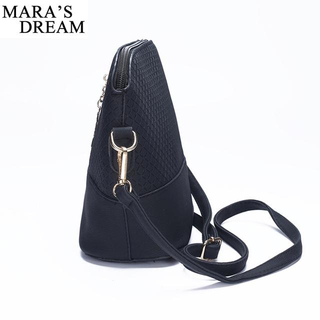 Mara's Dream 2017 Women Messenger Bags Fashion Bag With Deer Toy Shell Shape Bag Women Shoulder Crossbody Bags Free Shipping