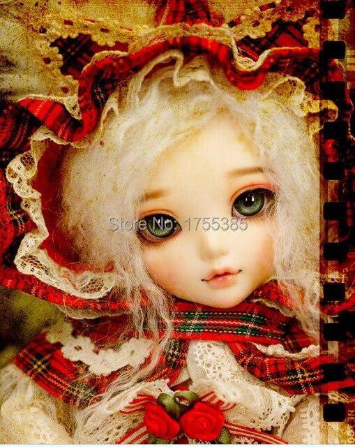 Free Shipping Fairyland Littlefee Chloe Toy Soom Doll Bjd Sd Msd   Luts Volks