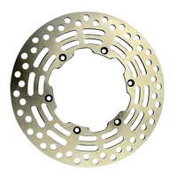 1 PC Motorcycle Front Brake Disc Rotor For SUZUKI DRZ400 Brake Disks Rotors NOT Includ The