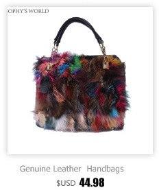 874f67a1e806 2017 New Winter Black Fur Women Handbags Luxuy Handle Totes Bag ...