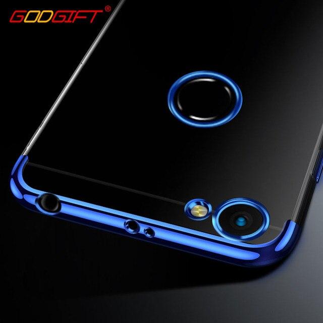 premium selection b0d40 5be04 US $1.49 25% OFF|GodGift Xiaomi Redmi Note 5A Prime Case Luxury Redmi Note  5A Silicone Soft Cover For Xiaomi Redmi Note5A Prime Back Cover Cases-in ...