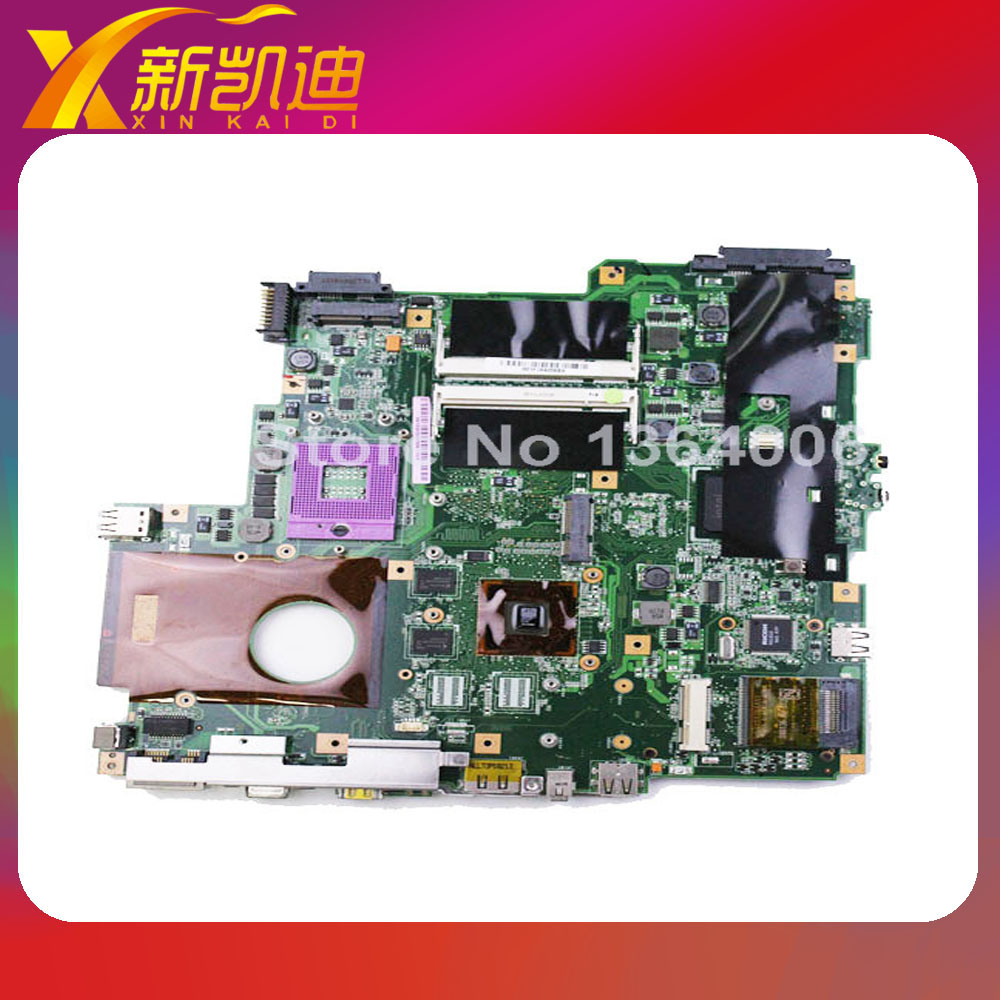 LAPTOP MOTHERBOARD for ASUS M51VR series M51VA M51V 08G2005MA20Q PM45 ATI Mobility Radeon HD 3650 or HD 3470 DDR2
