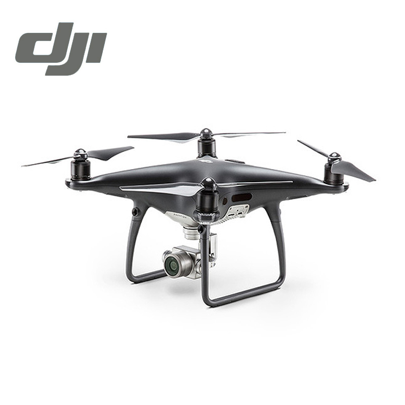DJI PHANTOM 4 PRO Obsidian Camera Drone with Remote Control 1080P 4K Video RC Helicopter FPV Quadcopter Original квадрокоптер dji phantom 4 pro
