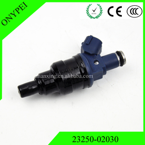 Image 2 - 1 pcs 23250 02030 23209 02030 Fuel Injector Nozzle For 92 97 Toyota Carina E AT190 4AFE AT191 7AFE 0280150439 2320902030