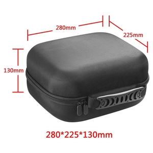Image 2 - Carrying Case Protective Hard Box For Logitech G430/G930/G933/G633/G533,Asus Rog Strix Wireless,Alienware Aw988,Hifiman,He400S