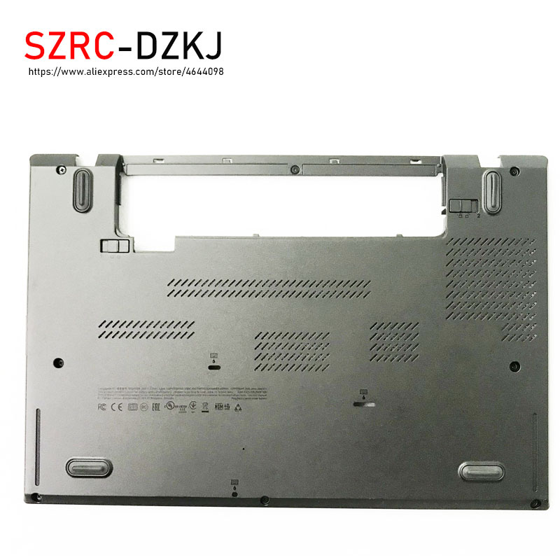 New Original Back Shell Bottom Case Base <font><b>Cover</b></font> for Lenovo ThinkPad <font><b>T440S</b></font> T450S without Docking Slot 00PA887 04X3989 SCB0G57208 image