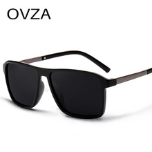 US $3.72 67% OFF|OVZA 2019 New Polarized Sunglasses Men Mirrored Driving Glasses Black Rectangle Sunglasses Male Cool Fashion Classic S6076-in Men's Sunglasses from Apparel Accessories on Aliexpress.com | Alibaba Group