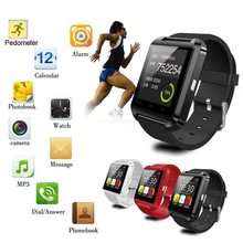Bluetooth Smartwatch Mode Smart Uhr Tragbare Geräte Bluetooth 3,0 Smart Uhr für Samsung S4/Note2/3 Android fot iphone