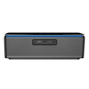Image 5 - Zealot S7 3D Bass Stereo Không Dây Loa Bluetooth Soundbar Điều Khiển Cảm Ứng Di Động 26W Aux Thẻ TF 20 H Phát Lại