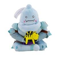 35 см Горячая японского Аниме Стальной алхимик Эдвард Элрик сидя Холдинг Cat Мягкие плюшевые игрушки куклы подарок для детей
