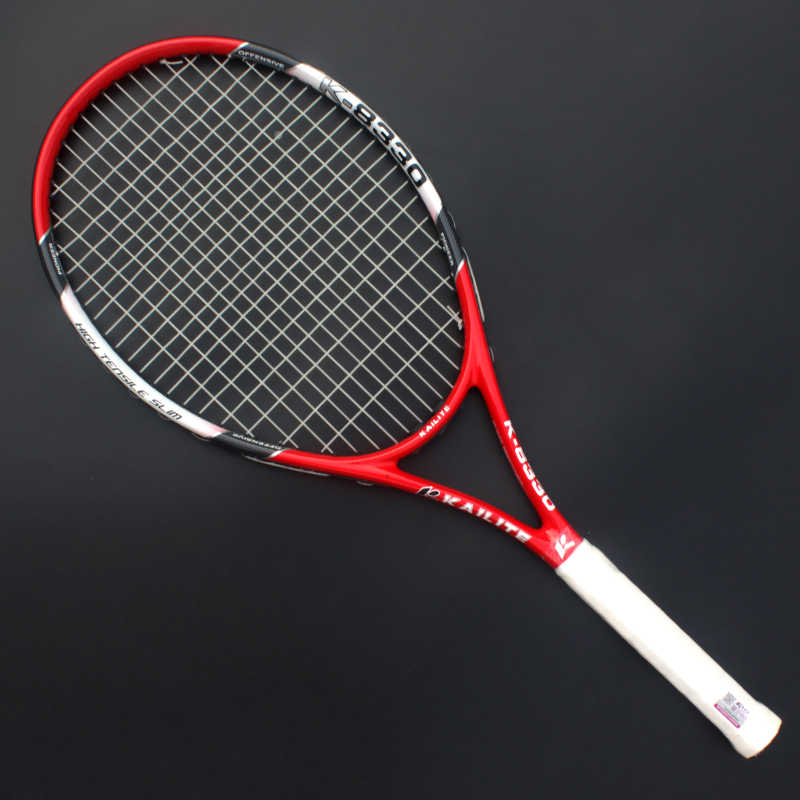 1 PCS Professional Tennis Racket With Bag Stringing Raqueta Padel Squash Aluminum Alloy Tennisracket Paddle Rackets Tenis Raketi