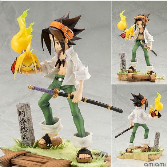 Anime Kotobukiya J Shaman King Yoh Asakura PVC Figure