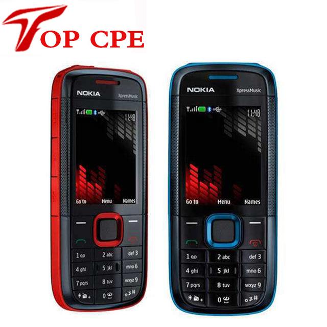 Envío libre reformado nokia 5130 original desbloqueado qual banda de telefonía móvil con múltiples idiomas