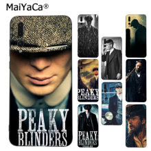 MaiYaCa Peaky Blinders Breaking Bad projekt telefon etui na Huawei P9 P10 Plus Mate9 10 Mate10 Lite P20 Pro Honor10 View10(China)