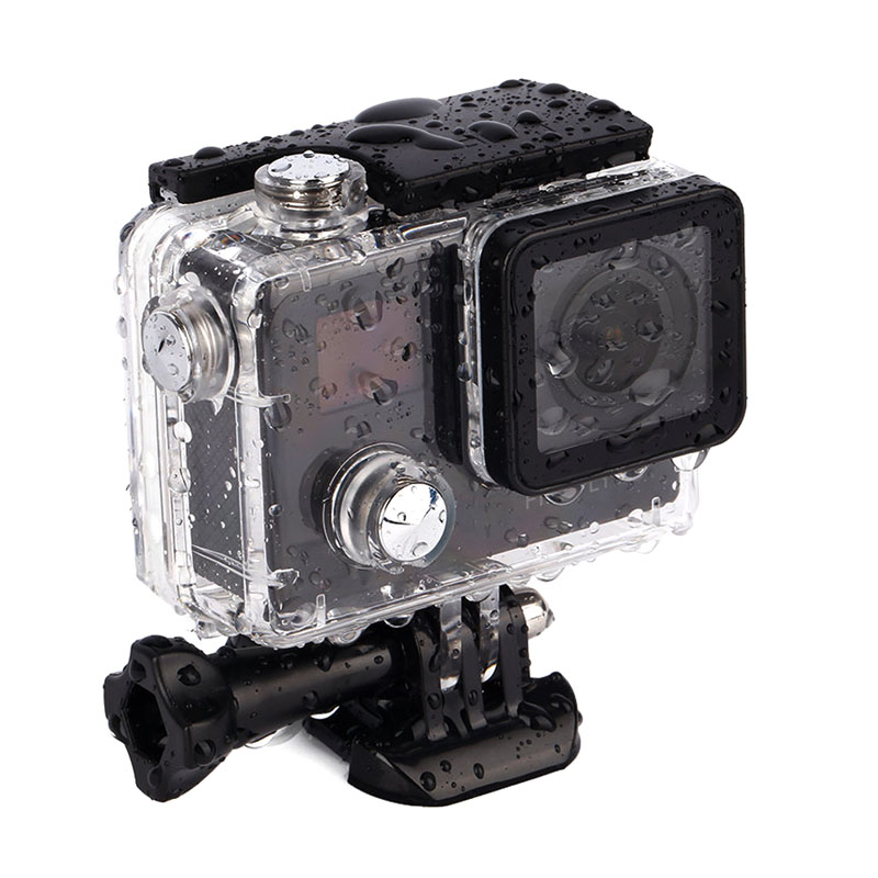 OOTDTY Hottest Hawkeye Firefly 7S 4K Waterproof 20M HD Action Sports DV Camera Recorder For RCDrone High Quality cheerson cx 20 cx20 rc quadcopter original parts sports hd dv camera 12 0mp