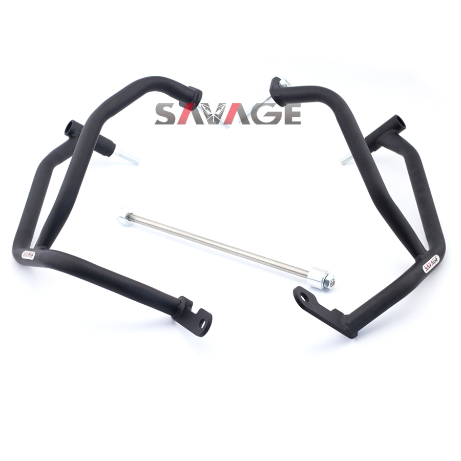 Engine Guard Crash Bar For YAMAHA FZ-09 MT-09 MT09 Tracer FJ-09 2014-2016 Motorcycle Crankcase Protector Accessories high quality motorcycle radiator grille guard cover protector for yamaha mt 09 fz 09 fj 09 mt fz fj 09 2013 2014 2015 2016