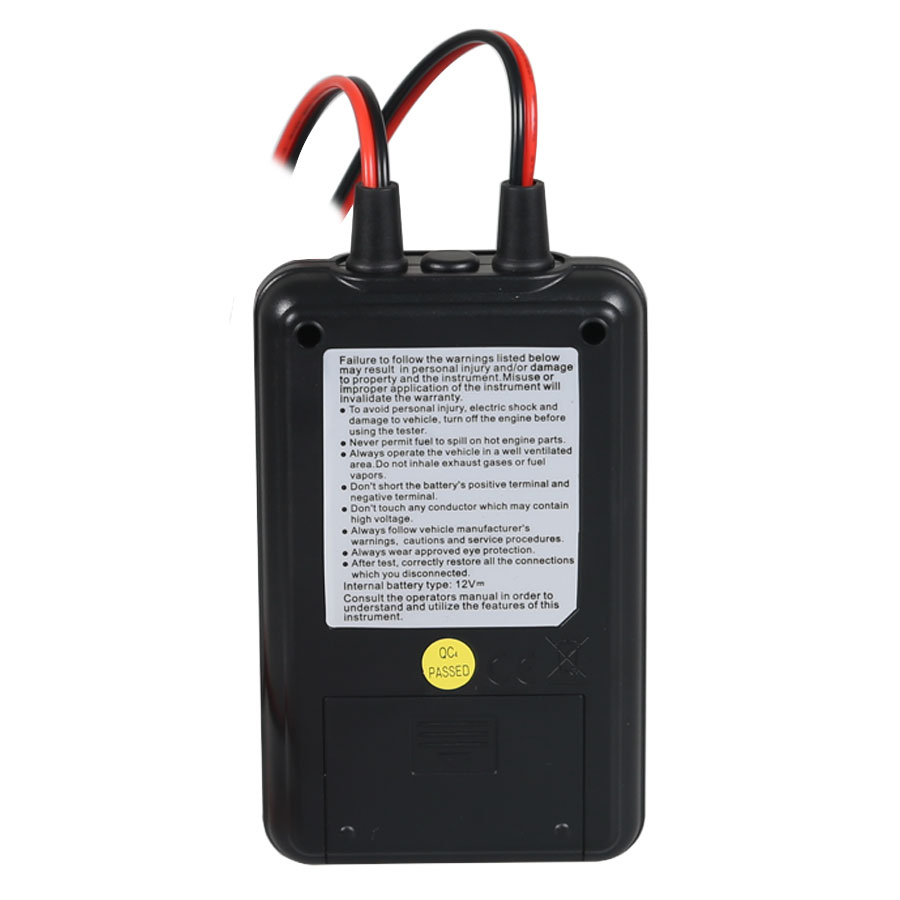 Image 3 - All Sun Professional EM276 Injector Tester 4 Pluse Modes Powerful Fuel System Scan Tool EM276 Injector Tester-in Electrical Testers & Test Leads from Automobiles & Motorcycles