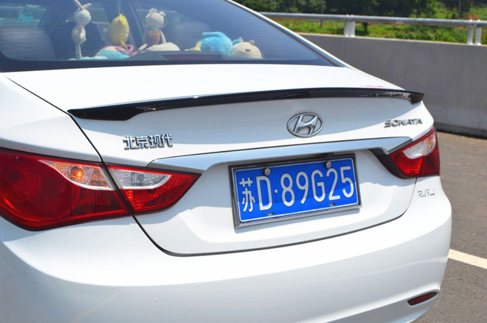 Spoiler For Hyundai Sonata 2011 2012 2013 2014 High