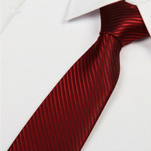 2017 Formal Business Wedding Men Tie Stripe 10cm Silk Necktie Fashion Accessories Men Necktie XY4212