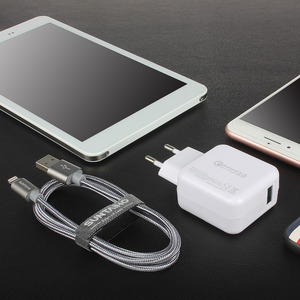 Image 5 - Suntaiho QC 3.0 USB ชาร์จโทรศัพท์สำหรับ iPhone/Samsung/Xiaomi US USB Charger Travel Wall Quick Charger Adapter ชาร์จโทรศัพท์