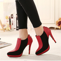 Hot Sexy High Heels Summer Autumn Wedding Shoes Women Pumps Black Red Heel Ladies High Heels Pointed Toe Women Shoes