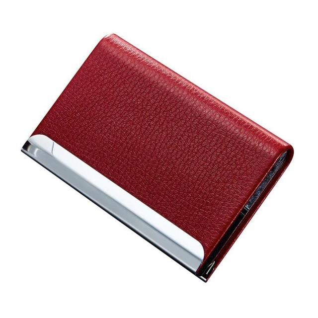 Bank credit card holder package fashion business card case card box bank credit card holder package fashion business card case card box hot sale id case purse colourmoves Images