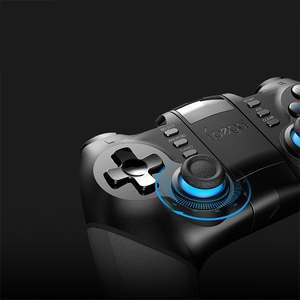Image 5 - Ipega Pg 9156 умный Bluetooth игровой контроллер геймпад беспроводной джойстик игровая консоль с телескопическим держателем для Smart TV system