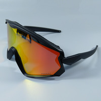 2018 Cycling Glasses Outdoor Sport Mountain UV400 Men Bike Bicycle Glasses Motorcycle Sunglasses Fishing Running MTB wind jakcet