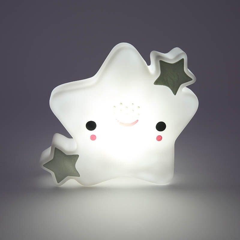 Luzes da Noite presente de natal de aniversário Fonte de Luz : Lâmpadas Led