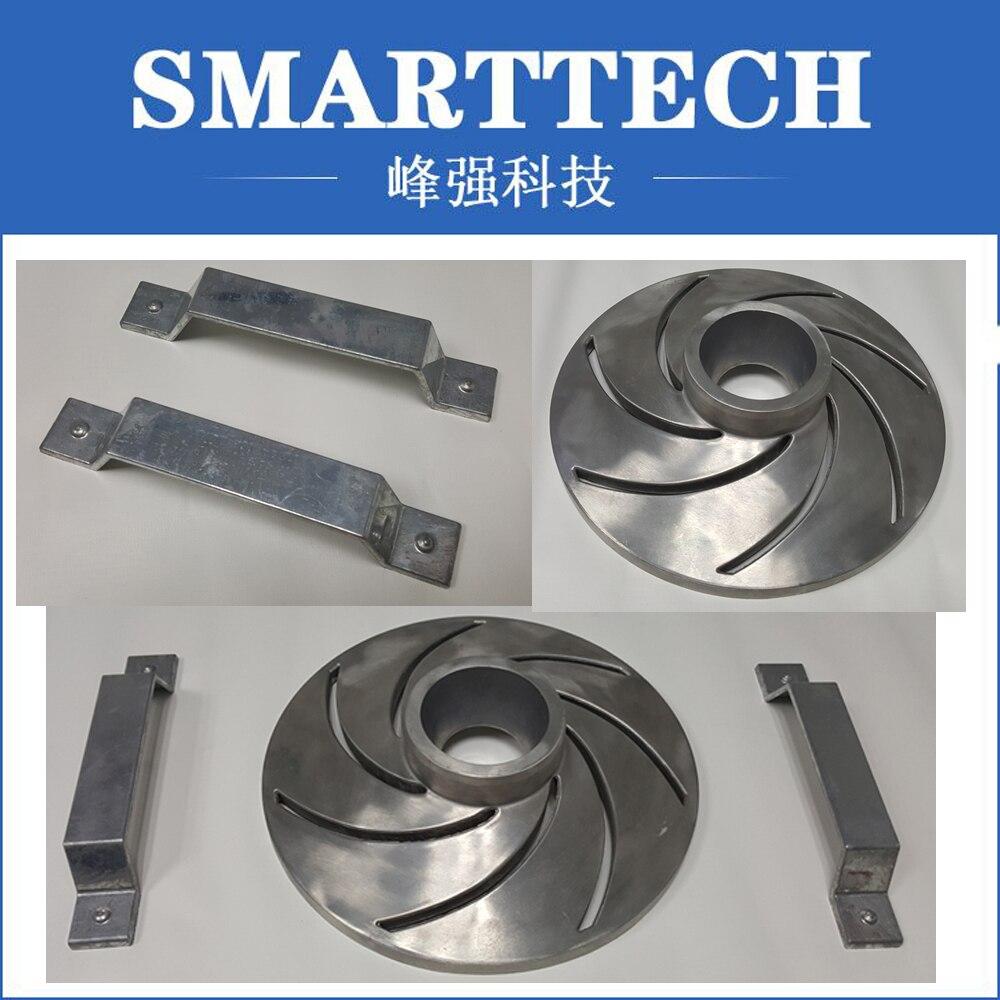Новые продукты алюминиевой литья деталей транспортного средства прототипирования Китай поставщика