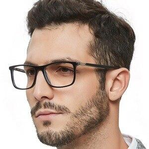 Image 5 - Высокое качество ацетат Ретро рецепт медицинские оптические оправы для глаз мужские оправы для очков ручной работы мужские черные OCCI CHIARI W CANO